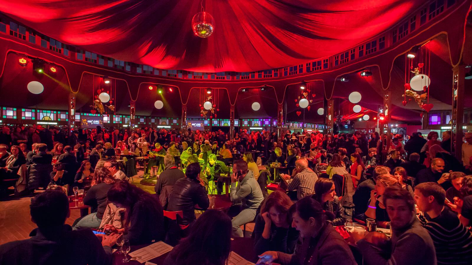 Café des amours - Strasbourg mon Amour