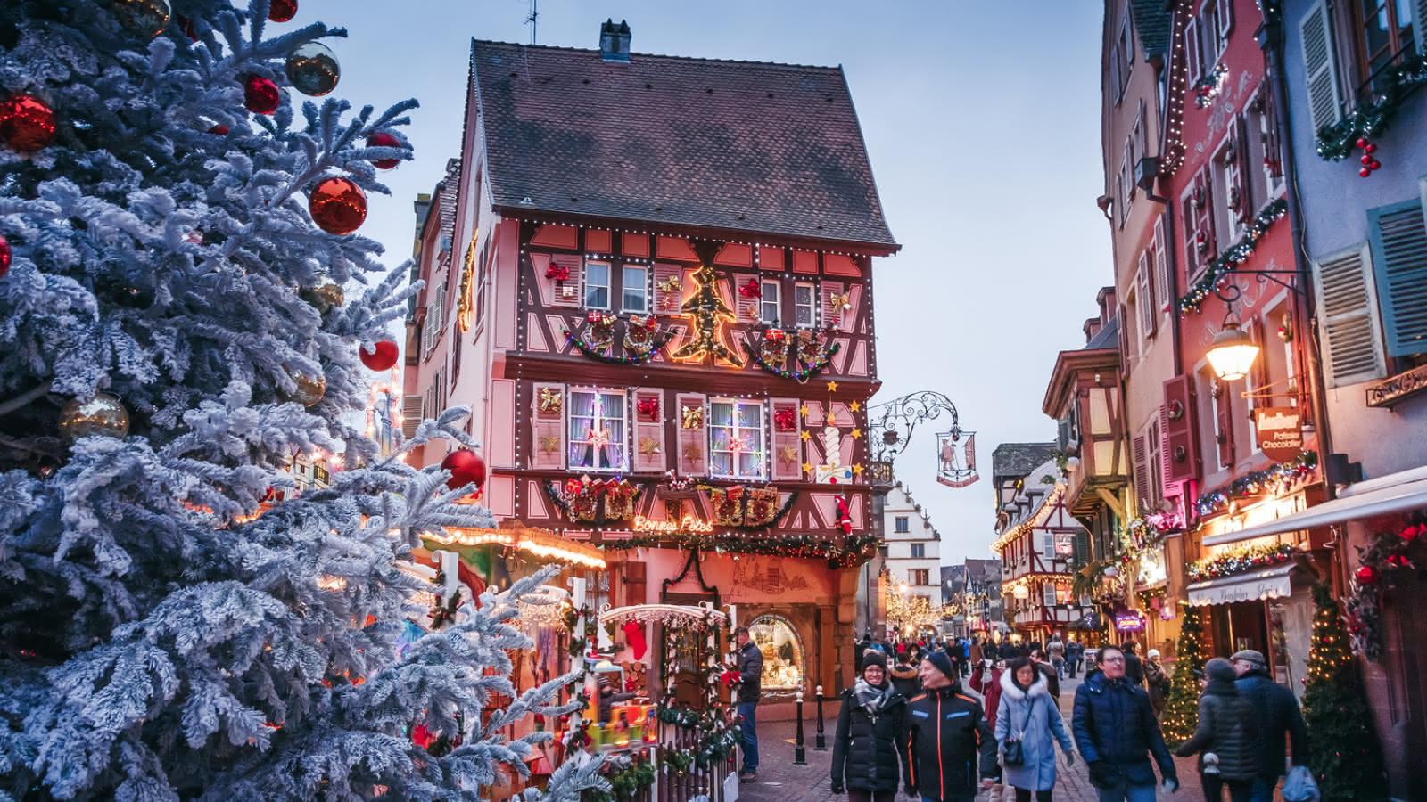 Image De Noel En Alsace.Vivre La Magie De Noel En Alsace Visit Alsace