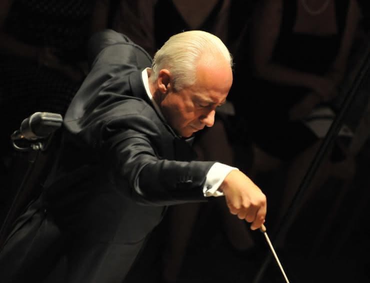 Chef d'orchestre Vladimir Spivakov