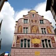 Mur peint - Hôtel de Ville Mulhouse