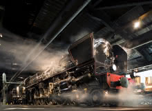 Locomotive - Cité du Train