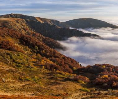 Massif du Hohneck - automne