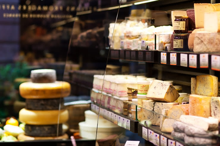 Boutique fromagerie Lohro