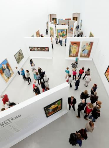 Exposition Fernando Botero - Musée Würth