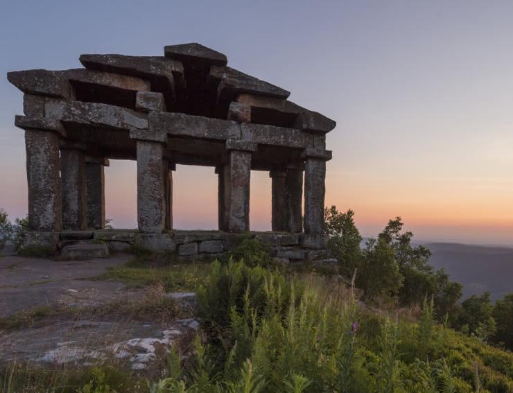 Temple du Donon - Vallée de la Bruche
