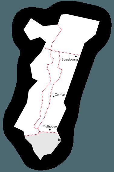 Carte Sundgau