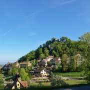 Ferrette dans le Sundgau