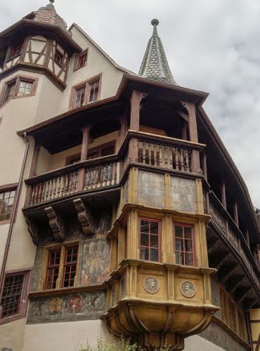 Maison Pfister - Colmar