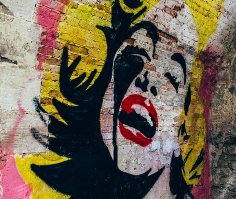 Marylin Monroe - Pure Evil - Mausa Vauban