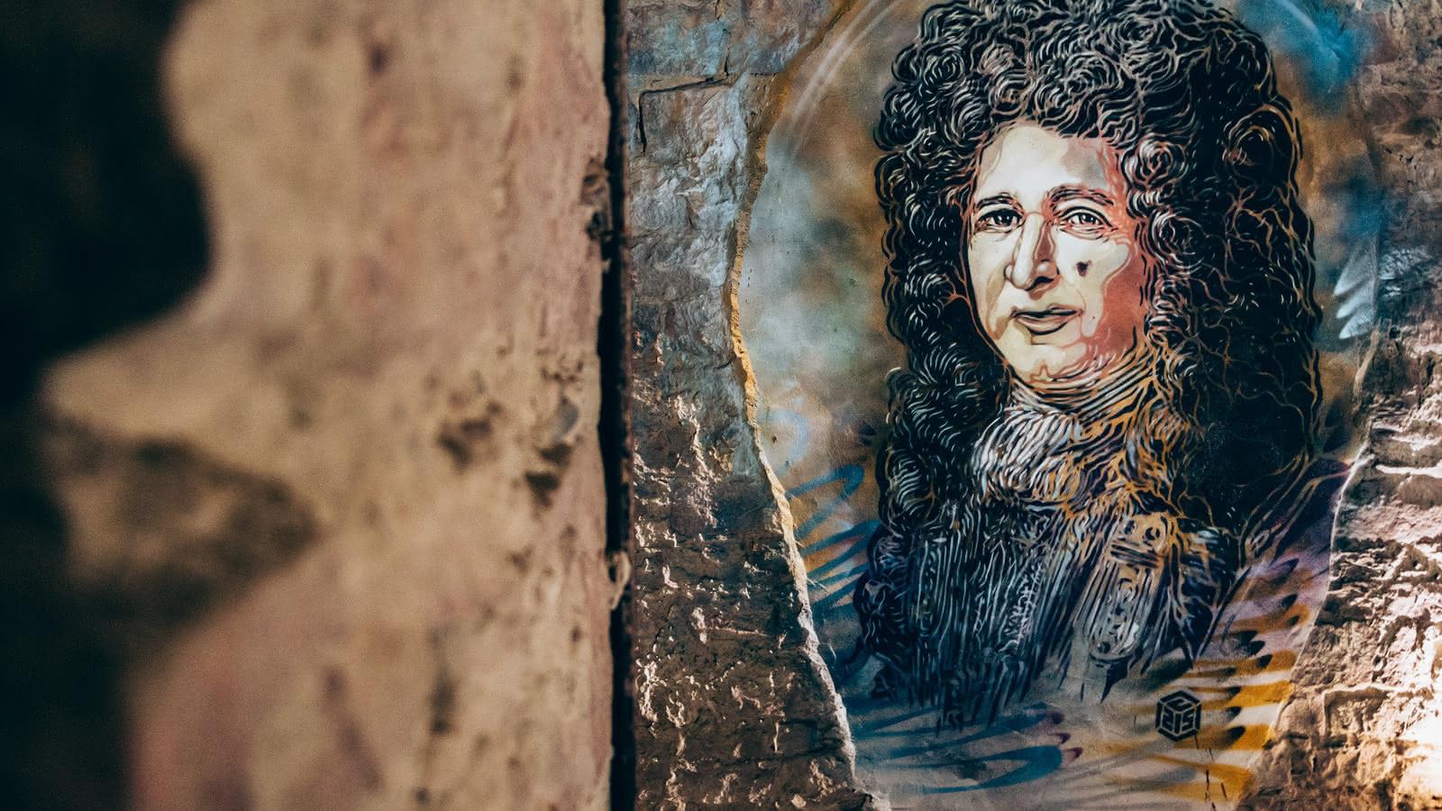 Portrait de Vauban - C215 - Mausa Vauban