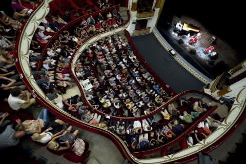 Théâtre de la Sinne à Mulhouse