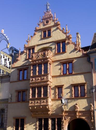 Maison des Têtes - Colmar