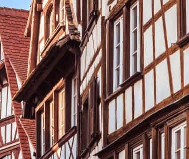 Quartier de la Petite France - Strasbourg