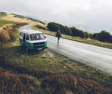 Route des Crêtes - Massif des Vosges