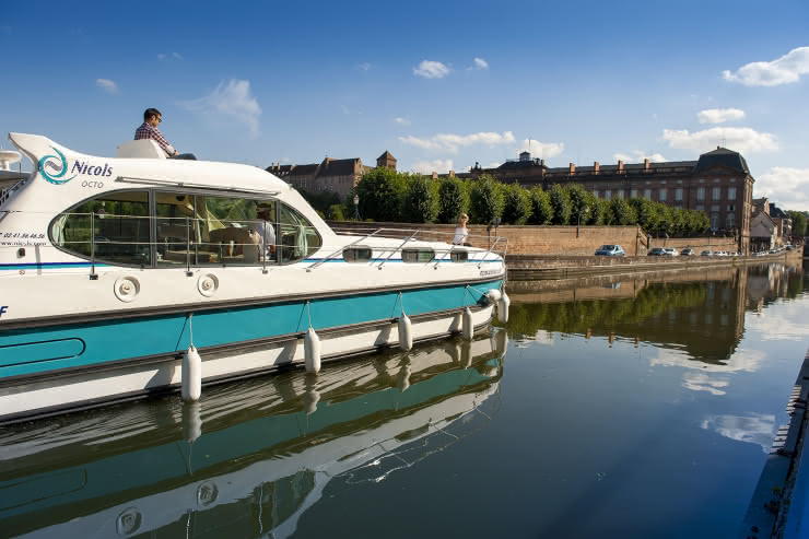 Tourisme fluvial Saverne