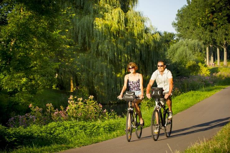 Vélo - Canal de la Bruche