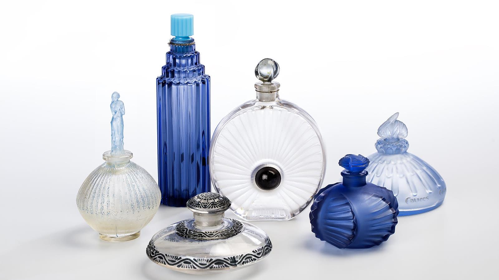 Ensemble de flacons de parfum Lalique