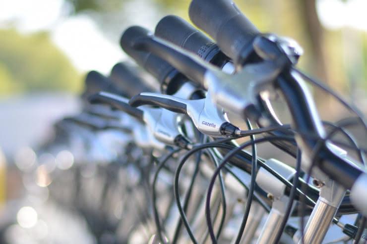 Guidons vélo - Pexels