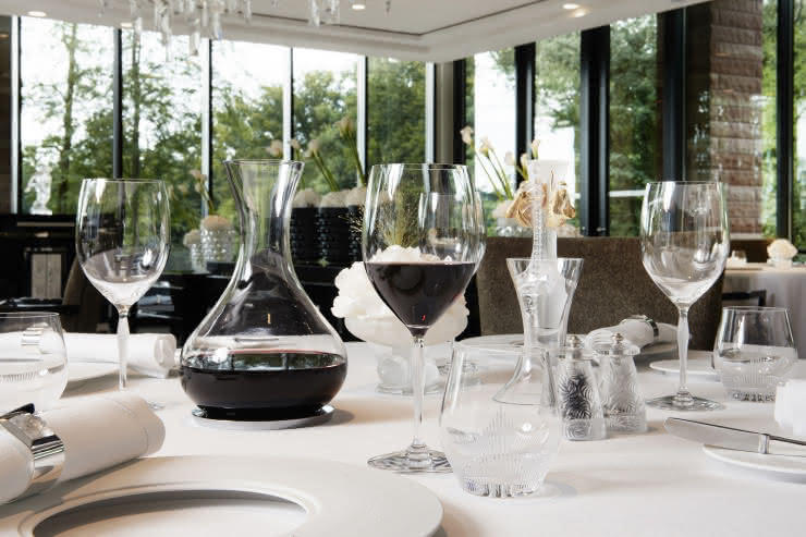 Restaurant - Villa René Lalique