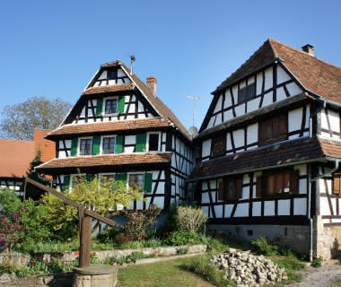 Village de Hunspach