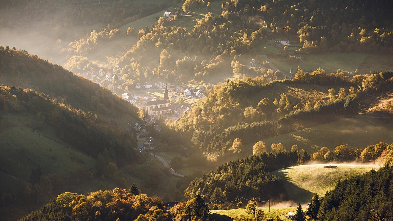 Le Bonhomme - Alsace