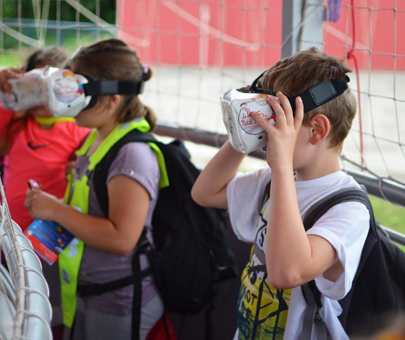 Réalité Virtuelle - Parc du Petit Prince