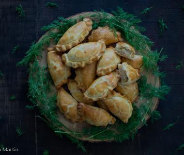 empanadas de choucroute