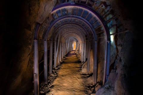 Mine à Tellure Sainte-Marie-aux-Mines