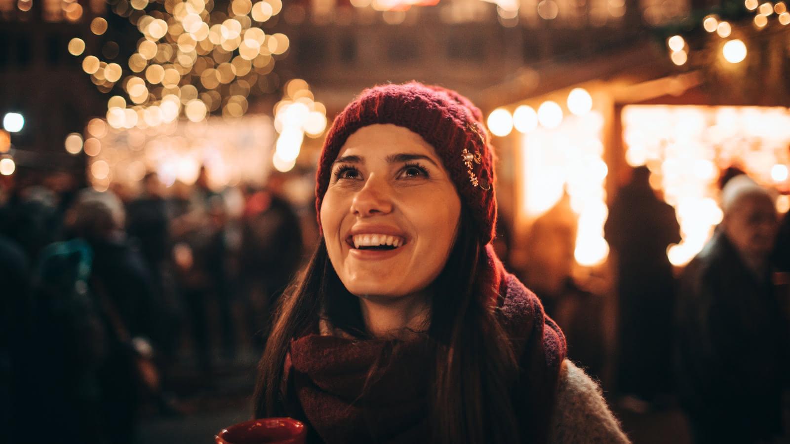 Expérience de Noël en Alsace