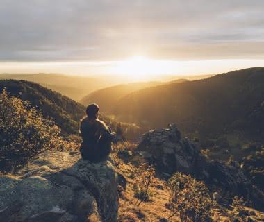 Lever de soleil - Massif des Vosges