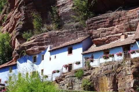 Maisons des Rochers- Graufthal