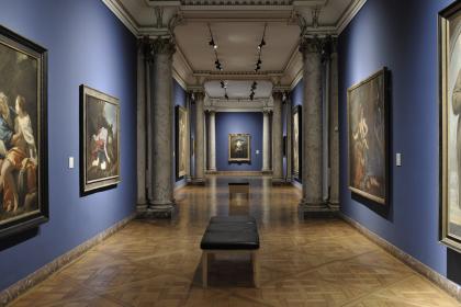 Musée des Beaux-Arts. Photo : M. Bertola