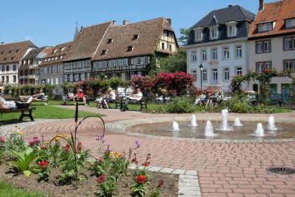 Wissembourg quai Anselmann © C. FLEITH