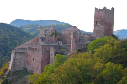 Château Ribeauvillé © M.LEVY