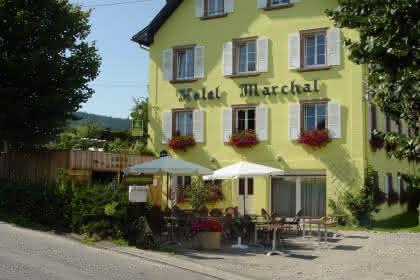 Hôtel Restaurant Marchal _ Le Hohwald