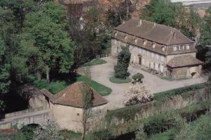 © Château de Grünstein