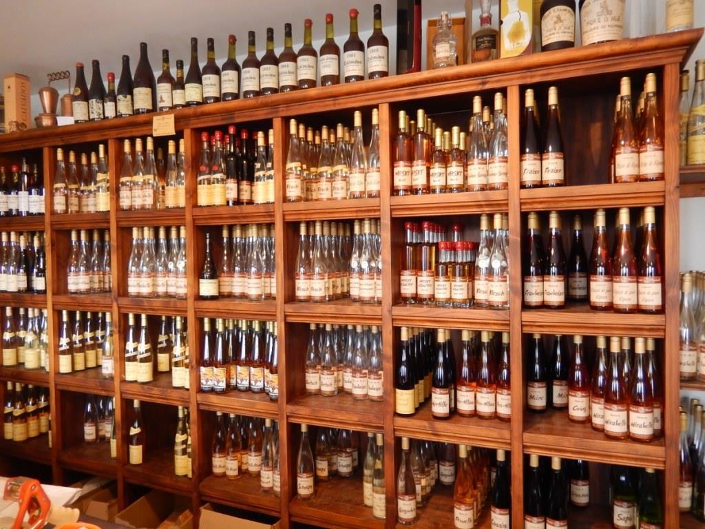 Boutique  Distillerie artisanale Mersiol