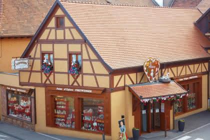 Palais du pain d'épices