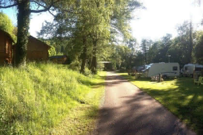 Camping au bord de Bruche