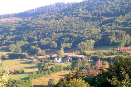 Ferme auberge des Hauts-Bois à Ranrupt