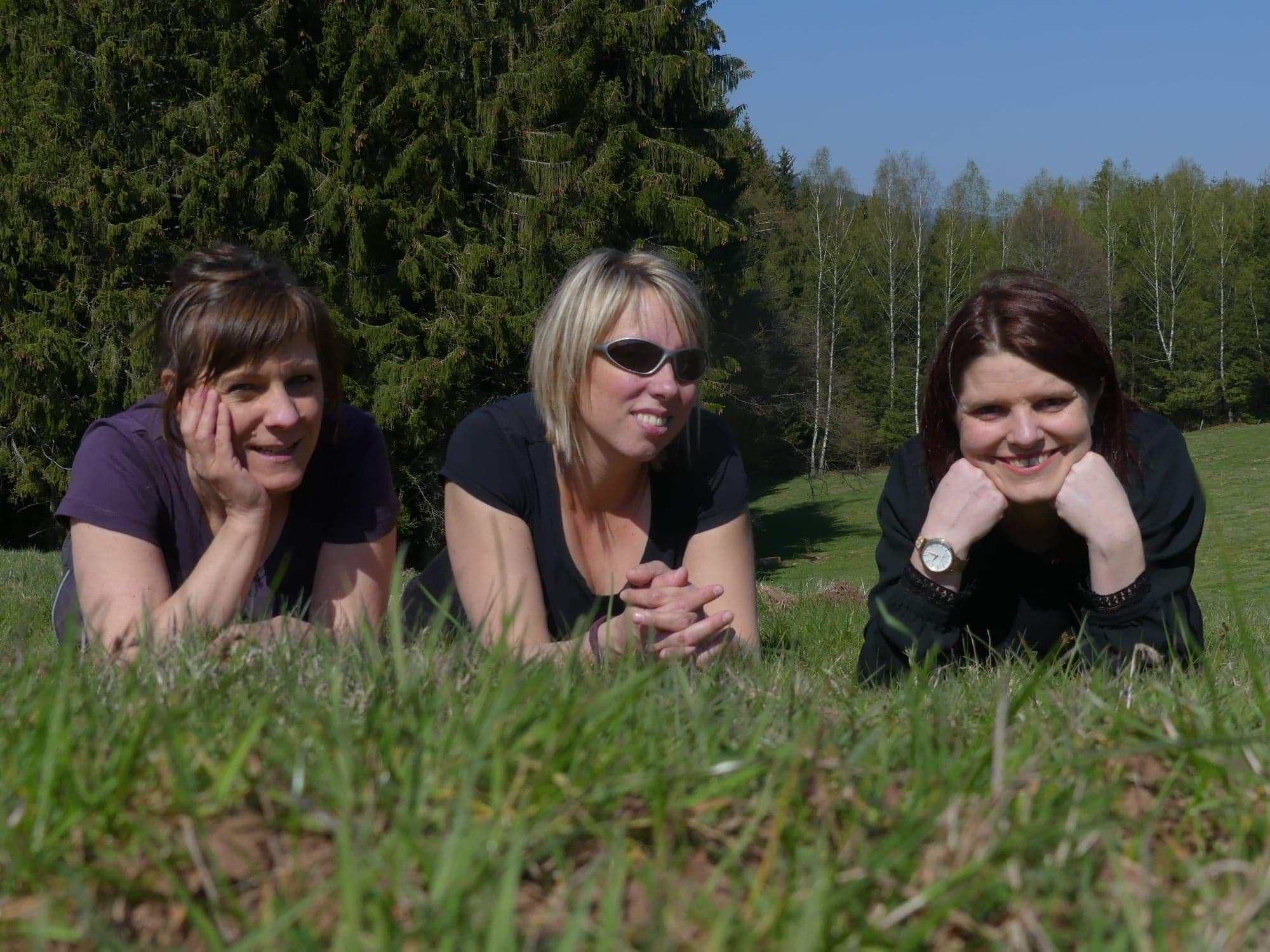 Françoise LEDIG, Audrey BERNARD, Priscilia KRAUSHAR