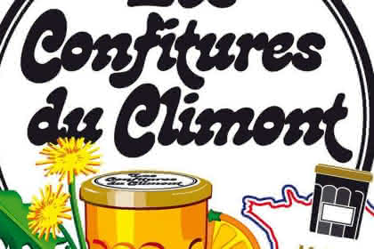Logo des Confitures du Climont - Page Facebook