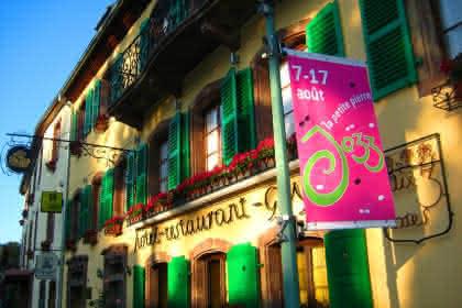 Hôtel-restaurant Aux trois Roses