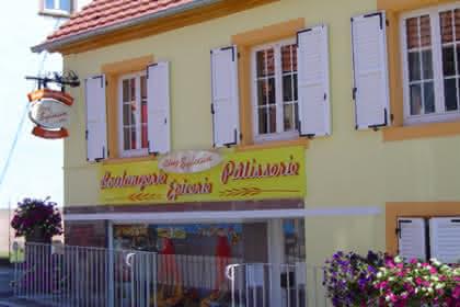 Boulangerie Chez Sylvain