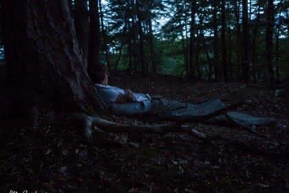 Manuela Peschmann Thérapie Forestière HD_@MGottfried - Nuit en forêt