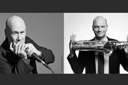 0815_Olivier Ker Ourio&Franck Wolf Reunion Quintet