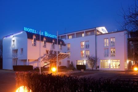 Hôtel le Bugatti