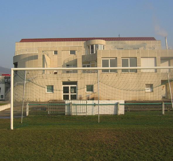 Maison d'accueil des sportifs
