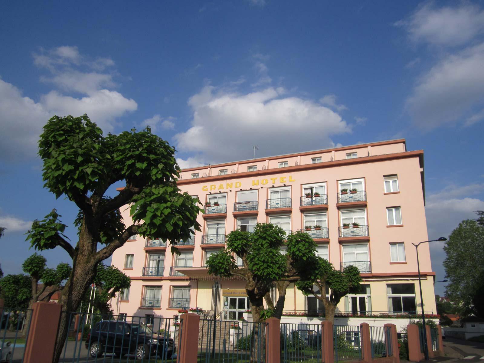 Grand Hôtel Filippo, Niederbronn-les-Bains, Alsace