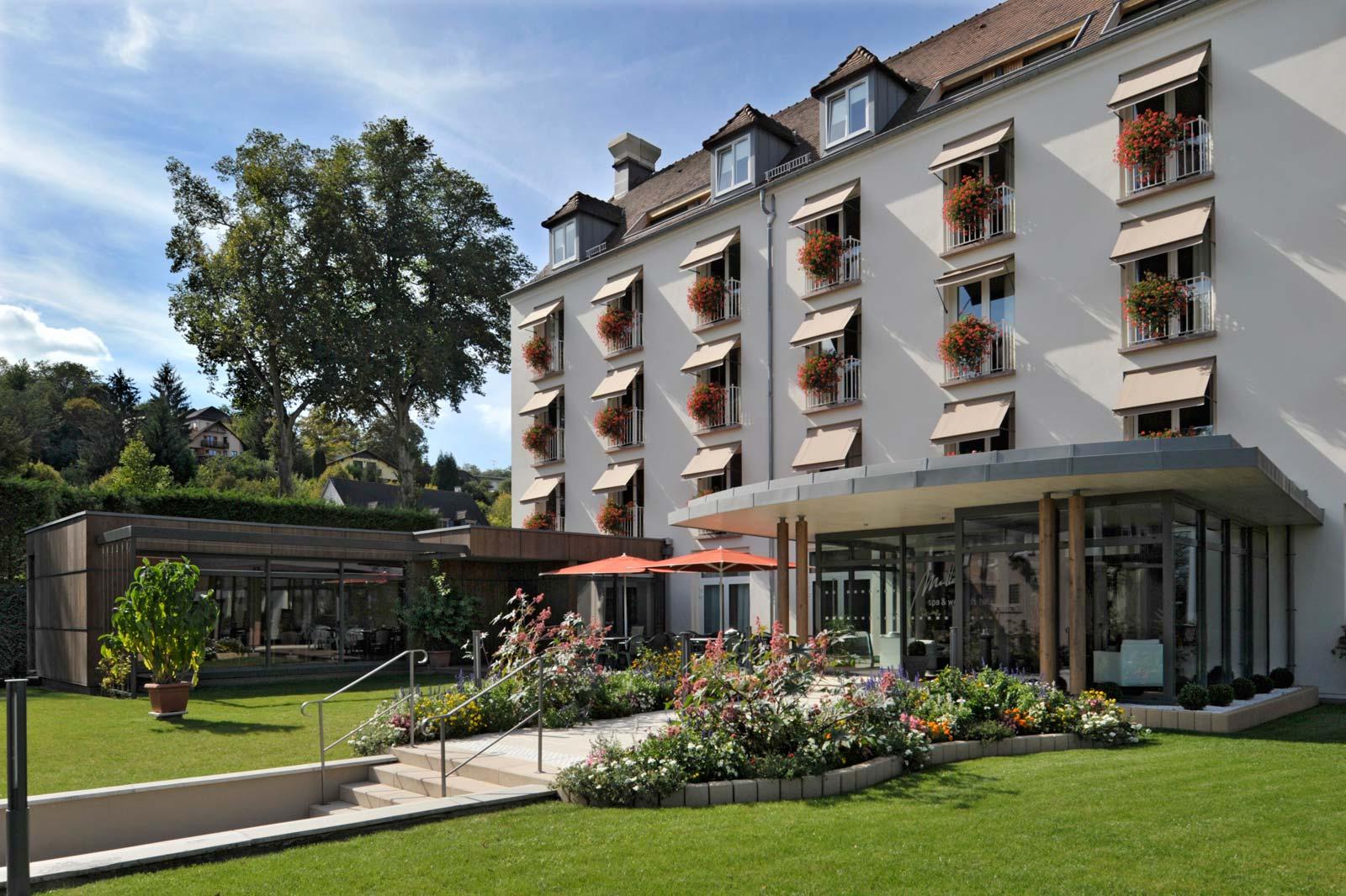Hôtel Muller, Niederbronn-les-Bains, Alsace